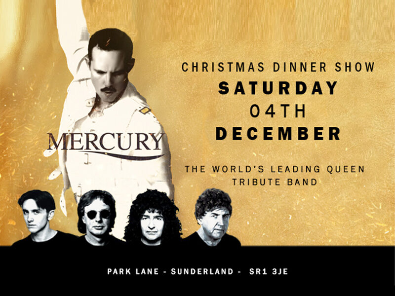 Mercury: The Worlds Leading Queen Tribute Band