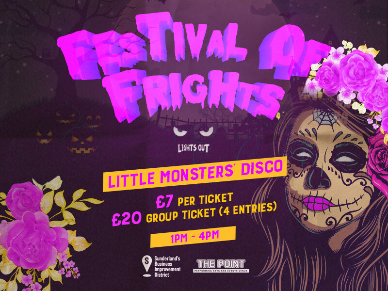 The Festival of Frights Disco
