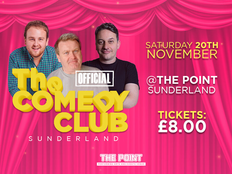 THE OFFICIAL COMEDY CLUB SUNDERLAND