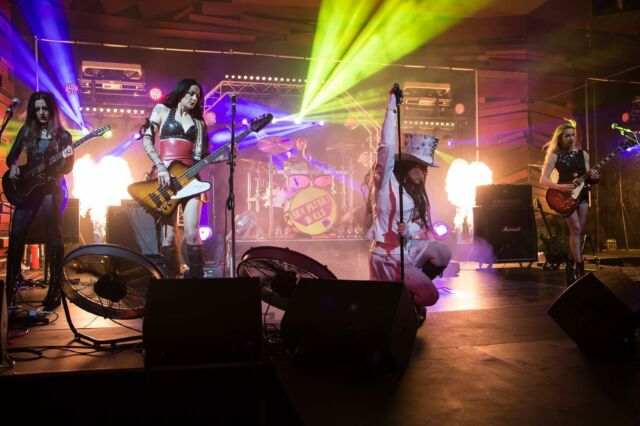 Throwback to when Sex Pissed Dolls played at The Point!  #LiveConcert #SexPissedDolls #ThePointSunderland #OnPoint