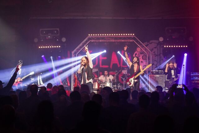 The Dead Daisies, Live At The Point #Throwback #LiveConcert #ThePointSunderland #livemusic