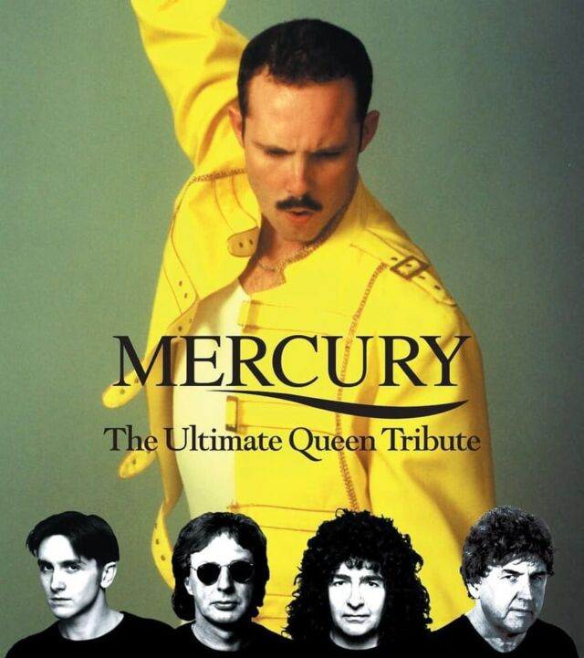 On Saturday 4th December, Mercury Tour hit our stage. This will be epic! #freddiemercury  #mercury #tributeband  #events #wemakeevents #sunderland
